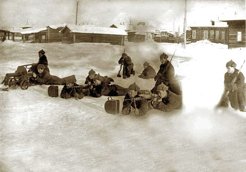 боевая подготовка янвш якутск 1