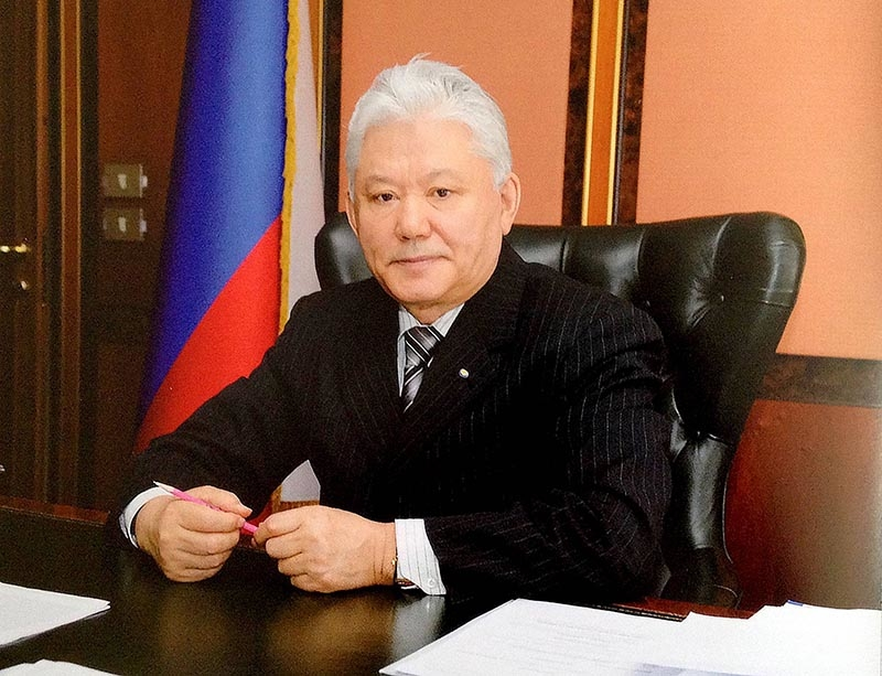 Национальная идея народосбережения - основа обращения Первого Президента РС(Я) М.Е.Николаева в марте 2020 года